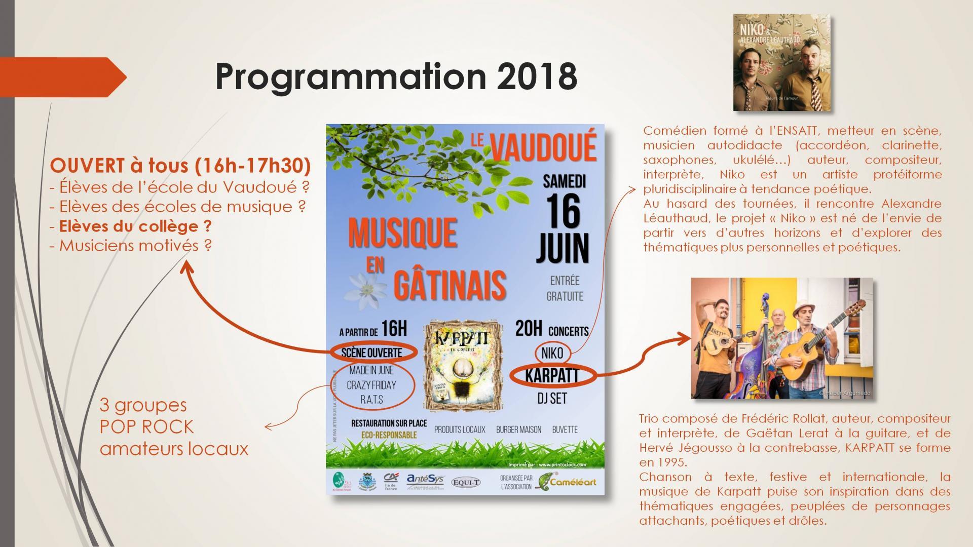Programme meg2018
